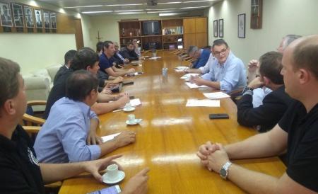 Reunião aborda sinal digital em Igrejinha