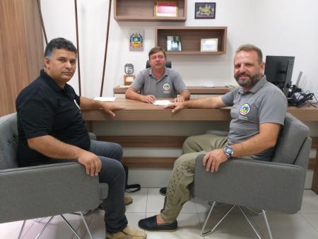 Mesa Diretora realiza reunião de planejamento