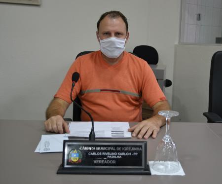 Acessibilidade: Vereador Padilha sugere melhorias nas proximidades da Defensoria Pública